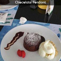 chocolate fondant ❤
