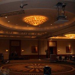 Meridien Hotel Halls