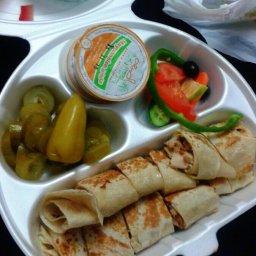 shawerma meal