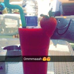 smoothie strawberry juice
