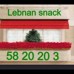 Lebnan snack