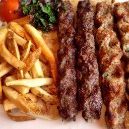 Kabab mais alghanim