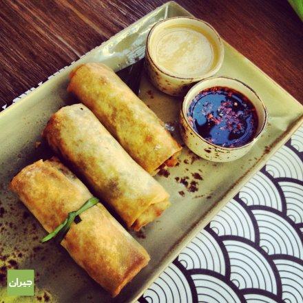 ... spring roll shanghai style lean cuisine fajita style lumpia shanghai