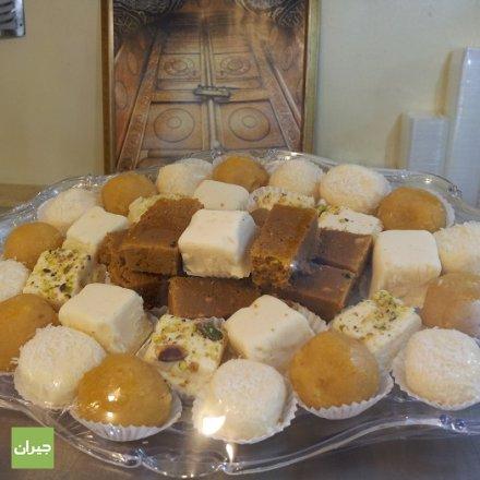 صور حلويات محمود صدقة ابو نار جدة