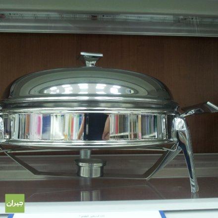 اطباق جميلة تستخدم في الولائم والحفلات