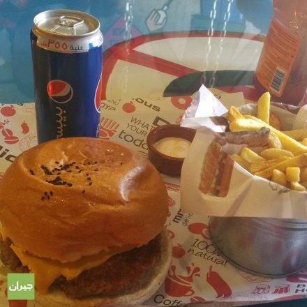 Garage For Burger & More