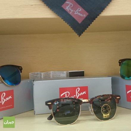 25ea702b9 تشيلة نظارات RAYBAN الاصلية - Kool Vision Optics - Mecca Mall ...