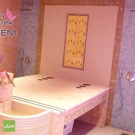 حريم سبا - حمام تركي