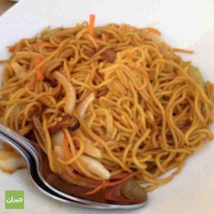 La moin noodles