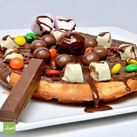 الحب 🤭❤ waffle-maker-2-alexa