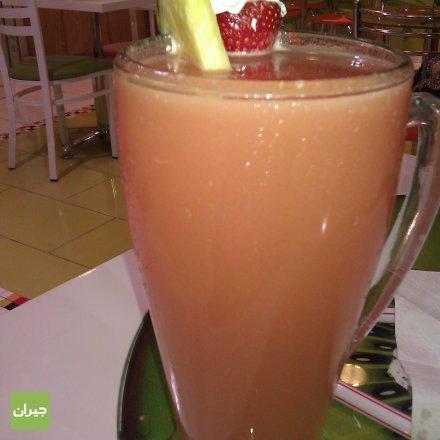 Grapefruit juice 9/10