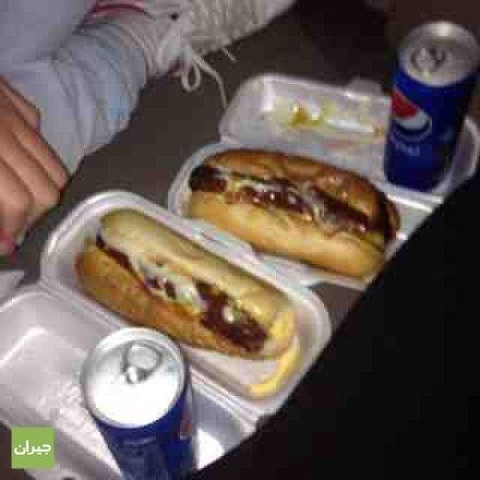 Delicious hotdog ❤️❤️
