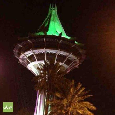 برج الخرج ليلا الحديثي مول حي البرج البوم الصور جيران الخرج
