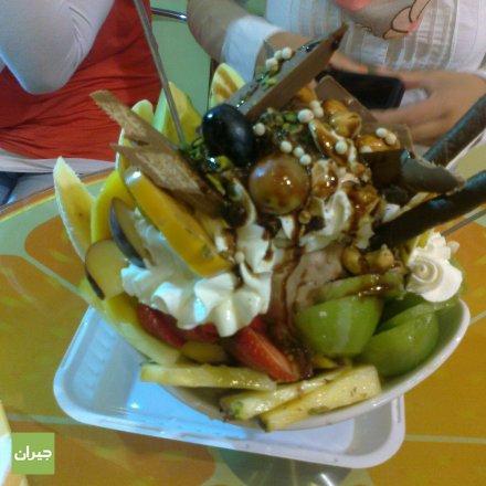 four seasons ice cream fruit salad