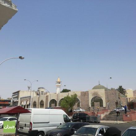 مسجد الملك حسين بن طلال