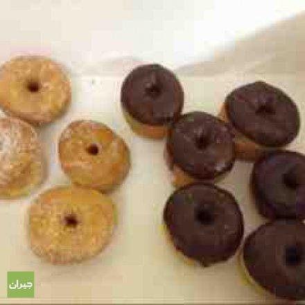 اشتريت من بيت الدونات اللي في السليمانية ربع گيلو دونات ١١ حبة House Of Donuts As Sulaimaniya Photos Album Jeeran Jeddah