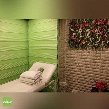 أرقى التجهيزات للغرف الخاصة للحصول على أرقى خدمات المساج و الحمام التركي و المغربي