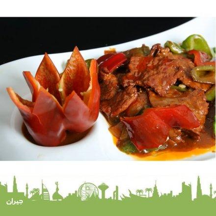 أشهى الأطباق في مطعم سيزلينج ووكس الصيني ، مطعم صيني في عمان ، مطاعم صينية في عمان ، مكة مول ،مطاعم في مكة مول