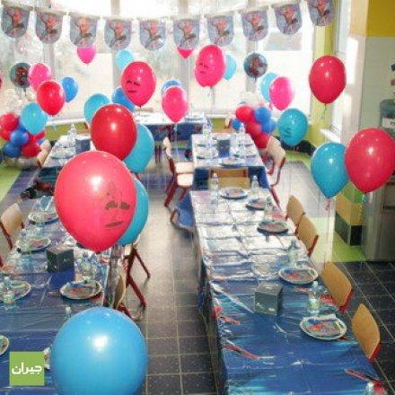 birthday' parties