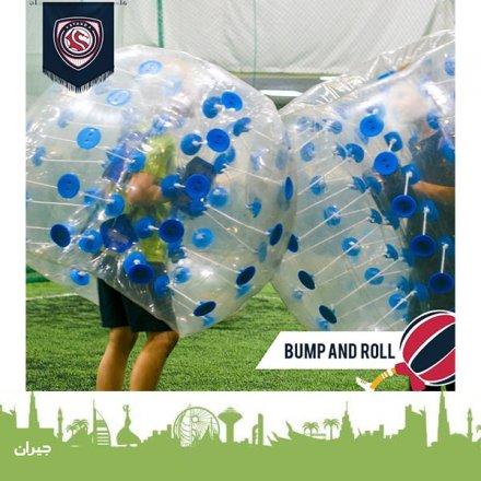 Bubble Soccer Game - 6 Yard - Amman