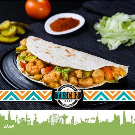 Tascoz Fine Shrimp Sandwich - Amman