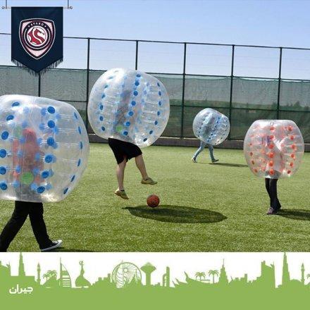 Bubble soccer - 6 Yard - Amman