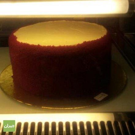 The Famous Red Velvet Cake Pastel Prince Faisal Bin Fahad Street