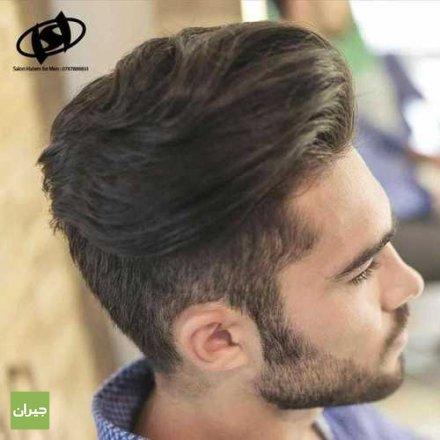 كن دائماً مميز ب إطلالتك و قصة شعرك مع صالون حاتم شاهين