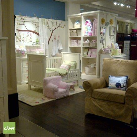 غرفة أطفال   بوتري بارن   صحارى مول | البوم الصور   جيران الرياض