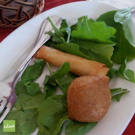 مطعم الروزانا اللبناني