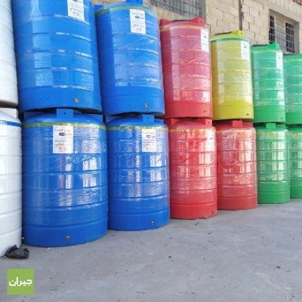 خزانات مياه المترين توصيل وتركيب داخل عمان الزرقاء السلط ومادبا 0788123928