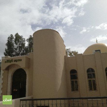 منظر عام للمسجد