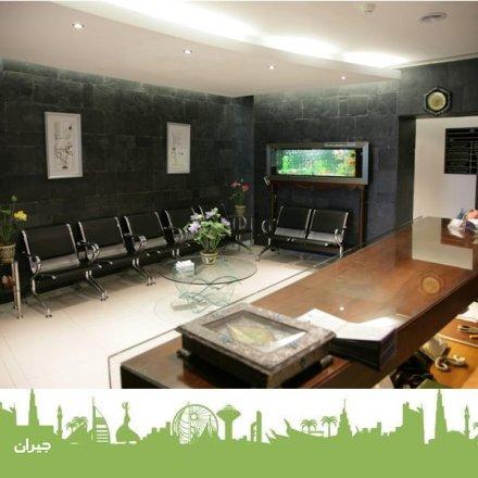 مكان انتظار المرضى المركز الاكاديمي التخصصي لطب الاسنان المتخصصون في طب اسنان الاطفال و عصب الاسنان و تجميل الاسنان بالاضافة لزراعة الاسنان