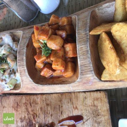 مطعم تل الرمان