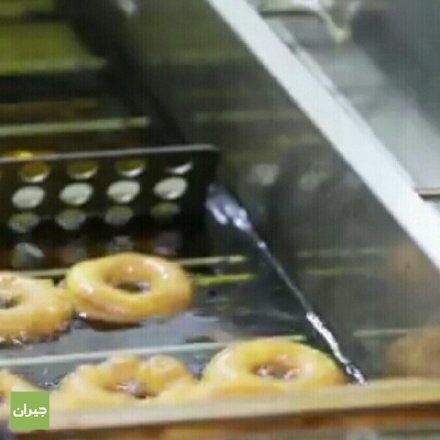 Donuts Machine