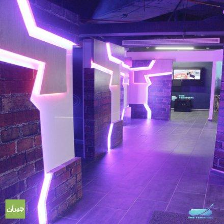 The Terminal,VR,vr,virtual reality,amman,jordan,taj mall,best vr in amman,gaming center,arcades,cinema,terrace,vr place,vr games,cozy