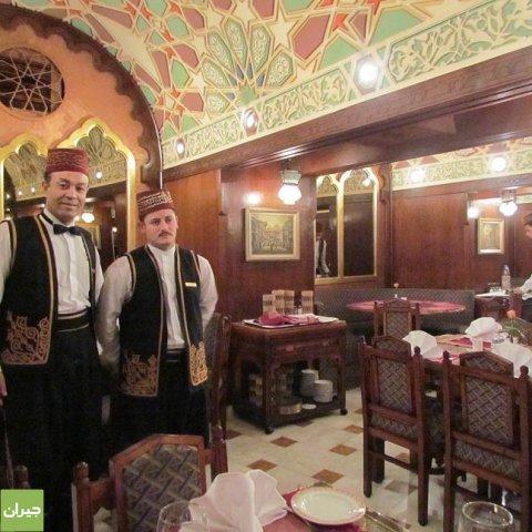 مطعم نجيب محفوظ Khan El Khalili Amp Naguib Mahfouz