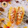 Hard-shell taco :: بافلو وينغز آند رنغز