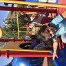 الاطفال في حديقة خارج الحضانه :: ستروباري داي كير
