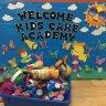 اكاديمية رعاية الطفل :: اكاديمية كيدز كير