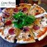 استمتع بألذ الاطباق لدى المطعم الايطالي Luna rossa بالعرض المميز  يكفي لشخصين ب10د   Insalata Franco Pizza  Fettuccine ai funghi panna cotta :: لونا روسا - فرانكو