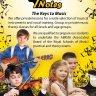 Flyer :: مركز 7 نوتات للموسيقى