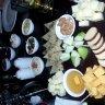cheese platter :: فيلا 14