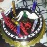 Birthday cake  :: روان كيك