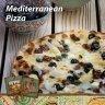 mediterranean  pizza from casereccio  :: كازاريتشو