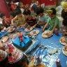 birthday party :: حضانة البيت الاحمر
