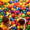 :: حضانة الأكواخ الملونة