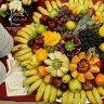 أطيب سلطة فواكهه من الدار دارك  :: مطعم الدار دارك