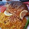سمك زبيدي مقلي :: مطعم عالية المركزي
