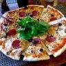 francos pizza :: لونا روسا - فرانكو